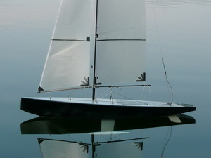 urca barca a vela rc da record