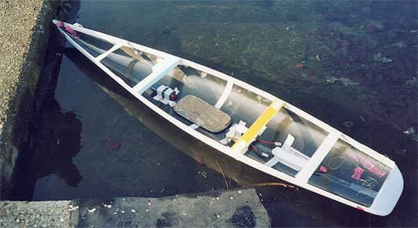 Urca barca a vela rc da record for Piani di coperta personalizzati
